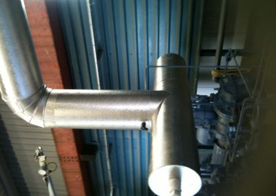Pipework Insulation
